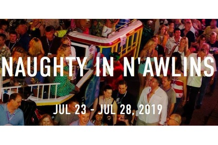 2019 NAUGHTY IN N'AWLINS CONVENTION