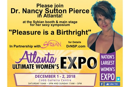 Ultimate Women's Expo - Pleasure Is A Birthright