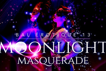 Bal Erotique XIII Moonlight Masquerade by Monde Ose August 2018