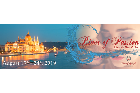 2019 River Of Passion Lifestyle River Cruise I