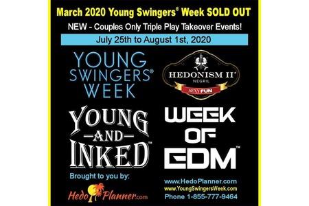 Young Swingers Week - Hedonism II, Jamaica