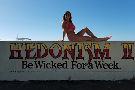 Carol gets Wicked for a Week at Hedonism II 2018