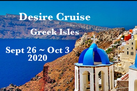 Desire Cruises!  A magnificent sexy way to see Europe!
