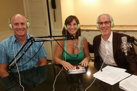 Carol and David interview on VoiceAmerica with Randall Libero, Executive Producer