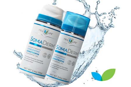 SomaDerm - Homeopathic Transdermal Gel - Click Here to ORDER YOURS NOW!