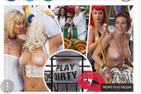 Daily Star Article July 13, 2017 - Sex Festival