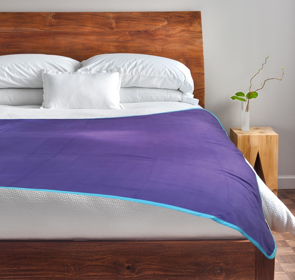 Throws of Passion Waterproof Pleasure Blanket - Keeps your bed dry no matter how wet it gets!