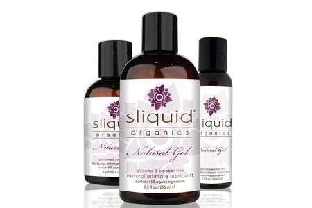 Sliquid Organics Lubricant Natural Gel